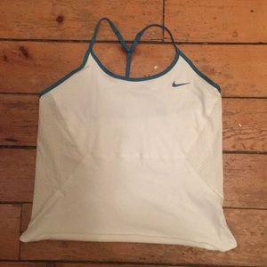 """Nike tennis tank drifit """"Maria"""" tank size L"""